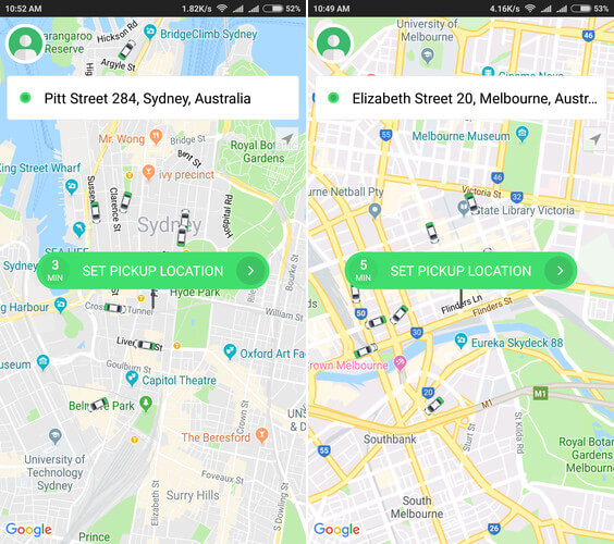 taxify aussie