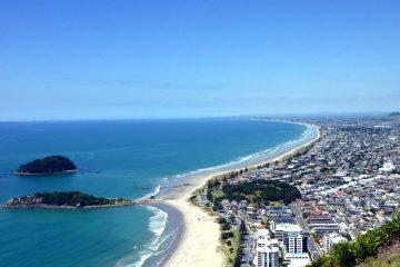 tauranga nz beach