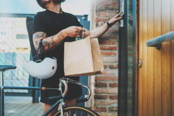 uber eats delivery driver partner