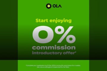 ola nz zero commission