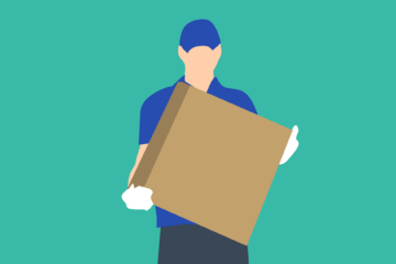 delivery courier packages