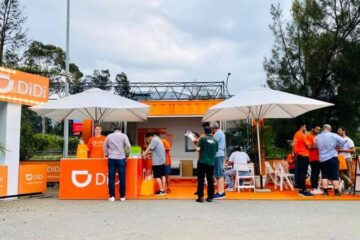 didi registration booth