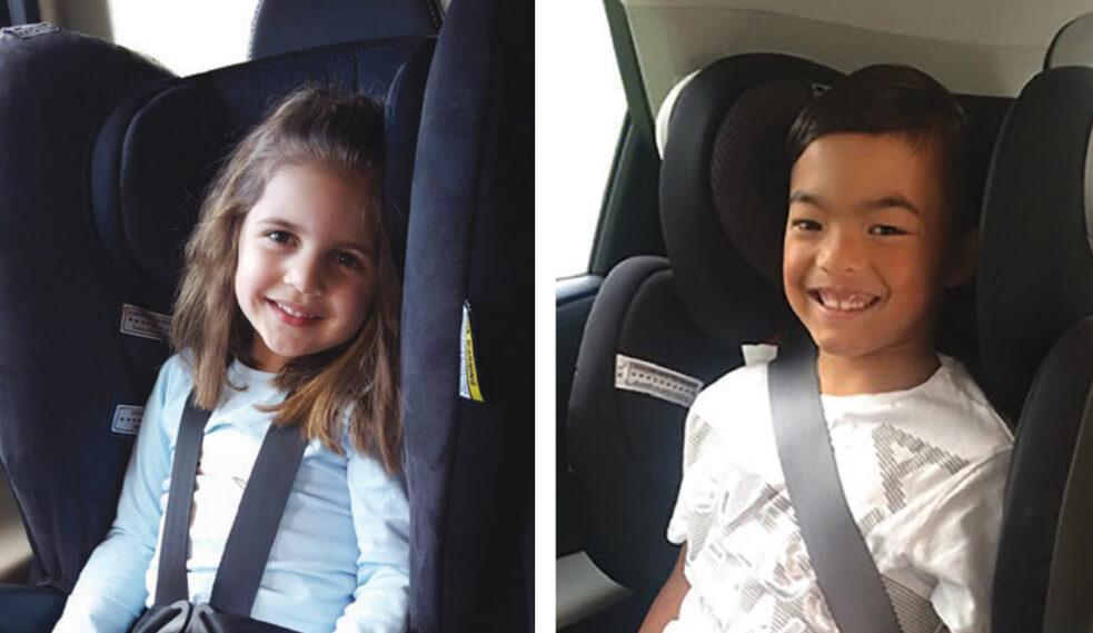 rideshare child car seat law australia
