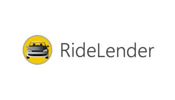 ridelender logo