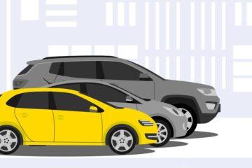 rideshare car rentals list