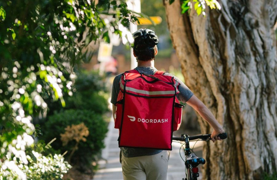 doordash driver melbourne