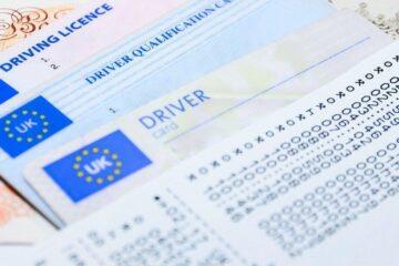 UK Driver Licence