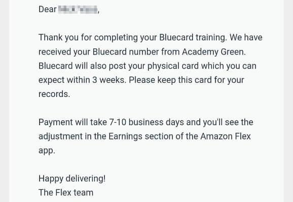 flex reimbursement email